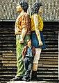 Boy and Girl, Milton Keynes 1997.jpg