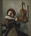 Boy playing the Flute (Judith Leyster) - Nationalmuseum - 18123.tif