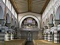 Bräkne-Hoby, Kirche Orgelempore (2008-08-21).JPG