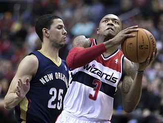 Bradley Beal - Beal in a game against the New Orleans Pelicans in 2014.