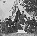 Brady, Mathew B. - Sheridan und seine Generäle (Zeno Fotografie).jpg