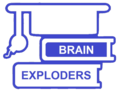 Brain Exploders main face image of the The Best educational channel.png