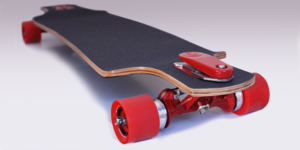 Brakeboard - A complete and assembled Brakeboard (2013-2015)