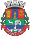 Official seal of Juiz de Fora