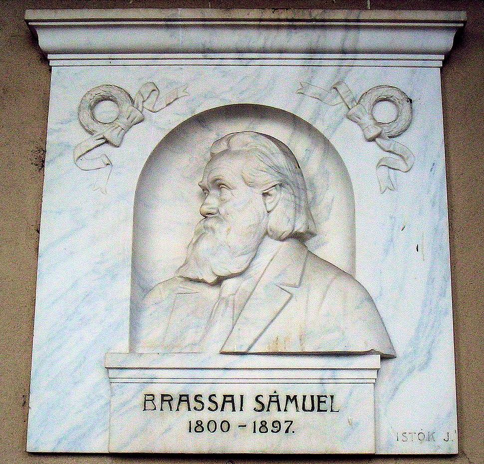 Brassai S%C3%A1muel Szeged
