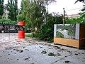 Bratislava, Staré Mesto, Šafárikovo námestie, výstava o srpnu 1968 III.jpg