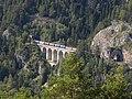 Breitenstein - Semmeringbahn - Pollerostunnel und Krausel-Klause-Viadukt - Aufnahme vom 20-Schilling-Blick.jpg