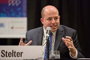 Brian Stelter - Stelter at South by Southwest in 2017