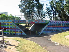 Bridge, Blackett New South Wales.JPG