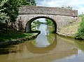 Bridge No 51, Shropshire Union Canal at near Soudley, Shropshire - geograph.org.uk - 1461666.jpg
