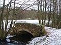 Bridge over Frith Beck - geograph.org.uk - 1107810.jpg
