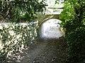 Bridge over footpath - geograph.org.uk - 489056.jpg