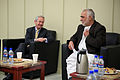 British Ambassador to Afghanistan meets with Helmand officials 140402-M-MF313-027.jpg