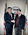 Brock Bierman and Kent Hill at USAID - 2020.jpg