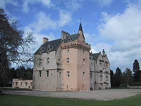 Image illustrative de l'article Château de Brodie