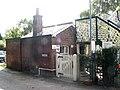 Brundall railway station - crossing keeper's hut - geograph.org.uk - 1531792.jpg