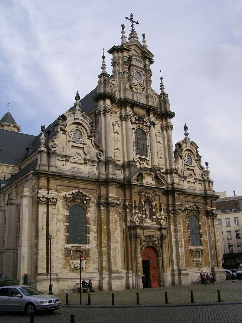Bruxelles kosciol sw Jana Chrzciciela 03.jpg