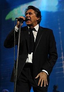 Bryan Ferry English musician
