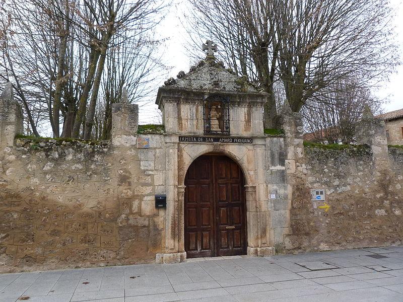 Bu Ermita San Amaro Peregrino.JPG