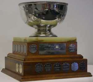 Frank L. Buckland Trophy - OHA Championship, competed for by NOJHL champions from 1979 until 1997. Won in 1987, 1988, 1989, 1990, 1991, 1992, 1993, and 1997.