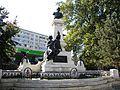 Bucuresti, Romania, Monumentul ing. George I. Duca (Piata Garii de Nord);(2); B-III-m-B-19987.JPG