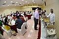Buffet Lunch - VMPME Workshop - Science City - Kolkata 2015-07-15 8606.JPG