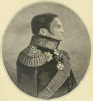 Mikhail Bulatov - Mikhail Bulatov in 1812