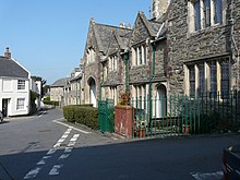 House Built Into Hill >> Pilton, Devon - Wikipedia