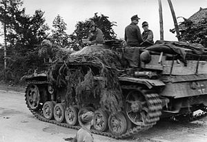 Sturmgeschütz - A StuG III in Normandy