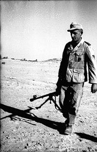 ドイツアフリカ軍団's relation image