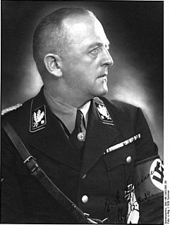 Ernst-Heinrich Schmauser German politician and general