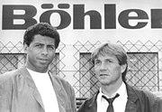 Bundesarchiv Bild 183-1990-0516-027, Chemie Böhlen, Trainer Jimmy Hartwig, Achim Steffens