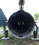 Burgas MiG-21PFM airframe.jpg