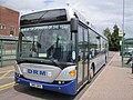 Bus at Hereford bus station - IMG 0074.JPG