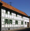 Buschhoven Fachwerkhaus Alte Poststr. 78 (01).png
