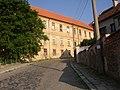 Bustehrad KL CZ chateau W wing 015.jpg