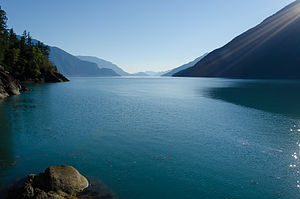 Bute Inlet - Bute Inlet, British Columbia