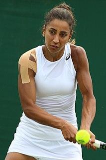 Çağla Büyükakçay Turkish tennis player