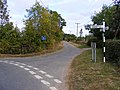 By Road to Old Hall Farm - geograph.org.uk - 1521250.jpg