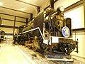 C58 48 steam locomotive at The 19th Century Hall 002.jpg