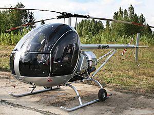 Aerokopter AK1-3 Sanka - Aerocopter AK 1-3 San'ka