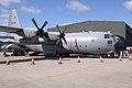 CH-09 Lockheed L.100 Hercules C.130H Belgian Air Force (8582647298).jpg