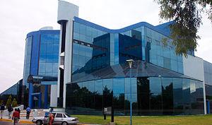 Universidad Autónoma del Estado de Hidalgo - CEVIDE building at UAEH.