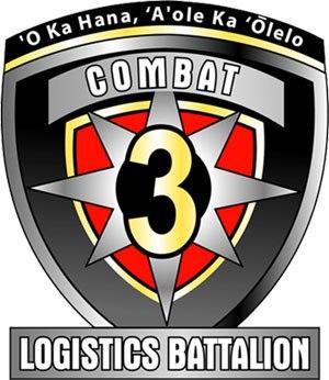 Combat Logistics Battalion 3 - Image: CLB 3 logo lg