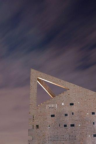 Antoine Predock - CLA Building at California State Polytechnic University, Pomona