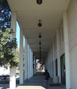 Fresno State Joyal Building