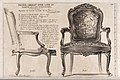 Cabinet-making; designs for a chair. Etching by J. Verchère Wellcome V0024027.jpg