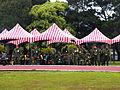 Cadets Set down around Ground in Sport Game 20130302a.JPG