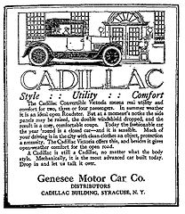 cadillac wikiwand Monogram 1941 Willys Interior a 1917 cadillac advertisement style utility fort syracuse herald