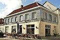 """Café """"St-Jacobshuis"""", hoekpand bij de Walram Romboudtstraat, Onder de Toren 13.JPG"""